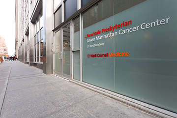 NewYork-Presbyterian/Lower Manhattan Cancer Center - Photo 1