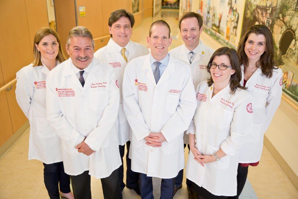 Pediatric Cardiology - Upper East Side | Weill Cornell Medicine